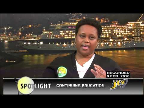 SPOTLIGHT   CONTINUING EDUCATION   9TH FEBRUARY 2016