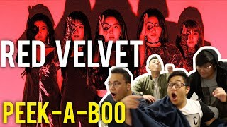 "Download Lagu RED VELVET go ""PEEK-A-BOO"" (MV Reaction) Mp3"