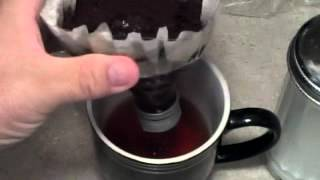 Diy Disposable Camp Coffee  Maker and fish trap