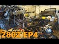 Datsun 280z New Engine Install (Ep. 4)