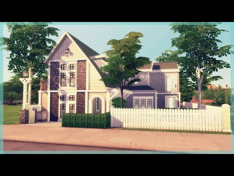 CAROLINA SUN ||☀️ Summer Inspired Home ☀️|| The Sims 4 SEASONS