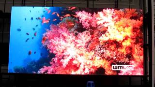 Absen M15 Curtain LED Display Sample  Video