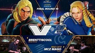 sfv brenttiscool vs mcz mago final round 19 top 8 cpt 2016