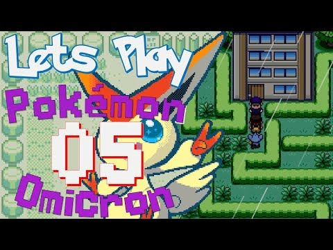 Midnight Mansion! Let's Play Pokemon Omicron! Episode 5