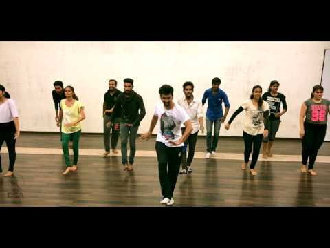 DSA DANCE COMPANY I POWER PANDI I DANCE COVER I FUN MADE I PRACTICE SESSION