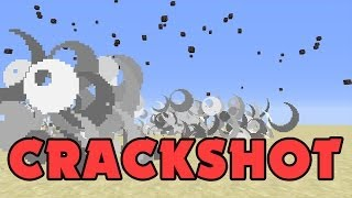 Minecraft Plugin: CRACKSHOT - Guns, bombs, airstrikes!