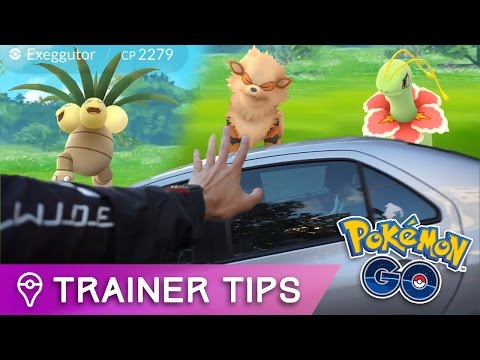 GETTING IN A CAR WITH STRANGERS (Pokémon GO in Auckland)