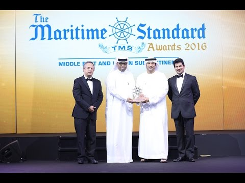 The Maritime Standard Awards 2016 - The Sustainable Development Award