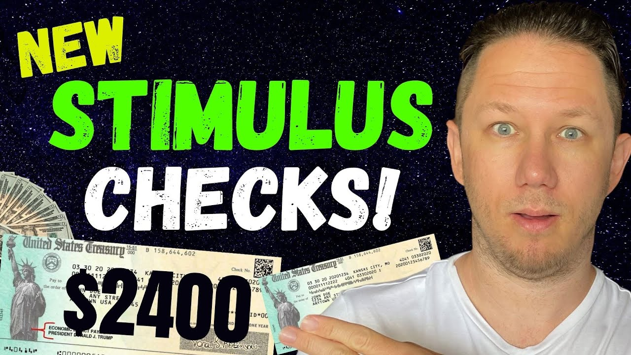 GOOD NEWS from the Problem Solvers! Second Stimulus Check Update