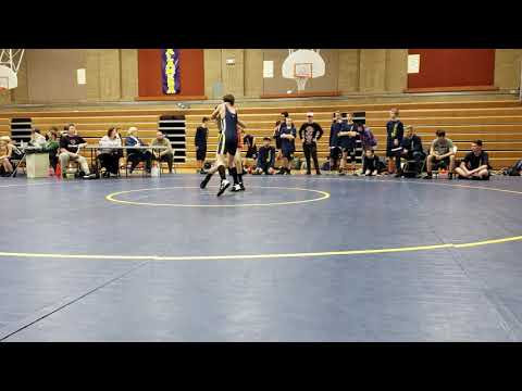 Alameda middle school wrestling
