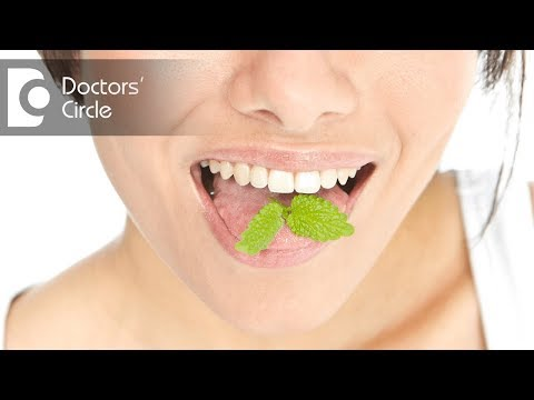 How to get rid of bad breath due to tonsil stones? - Dr. Aniruddha KB