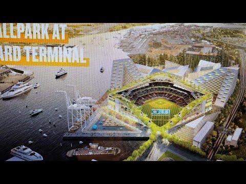 Oakland Athletics Ballpark Press Conference Livestream Talk
