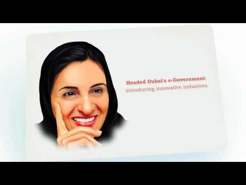 #HerAchievementsInspireMe: Sheikha Lubna Al Qasimi
