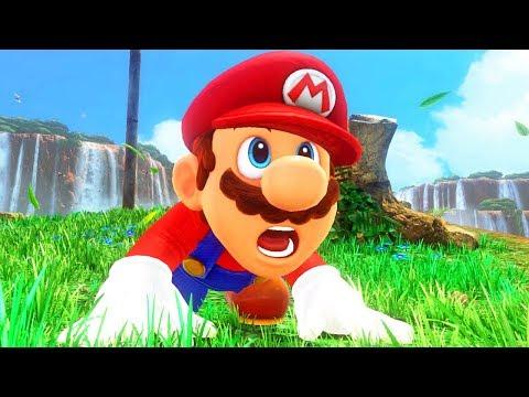 Super Mario Odyssey #01: Você não vai acreditar!