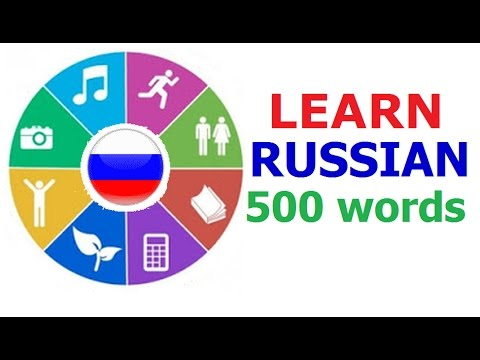 Learn Russian (Vocabulary)