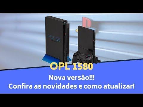 Repeat PS2 - NOVO OPL DB 1580! Novidades, Download e como