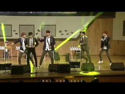2PM - Random Dance (cut w/o sub)