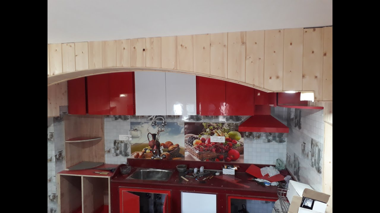 Kashmiri new modular kitchen by mir aijaz
