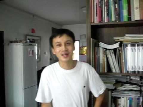 Young artist Mr. Liu Xin, 刘欣 20090806