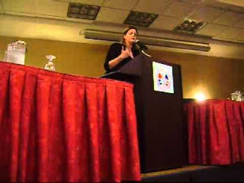 Representative Katrina Shankland spoke at Machinists Union Conference