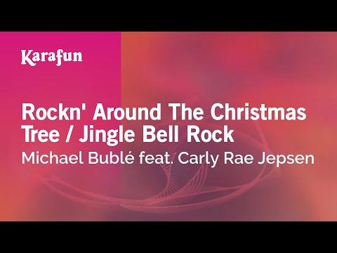 Karaoke Rockn' Around The Christmas Tree / Jingle Bell Rock - Michael Bublé *