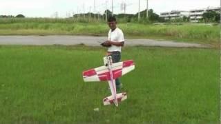 BL-3G gyro RC version flight testing