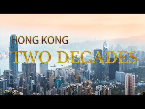 Hong Kong Two Decades: Opportunities abound under Belt and Road Initiative