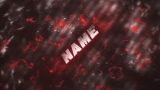 Free 3D Intro #51 | Cinema 4D/AE Template