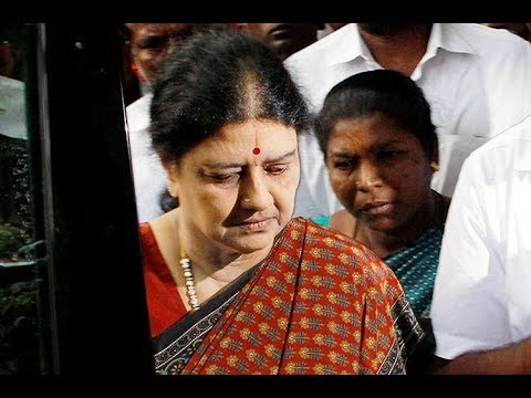 No uniform and a corridor to herself: New video of Sasikala in Bengaluru prison emerges