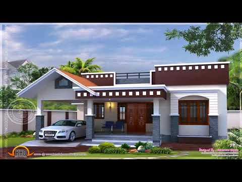 Roof Railing Design Of A House In India Gif Maker Daddygif Com See Description Youtube