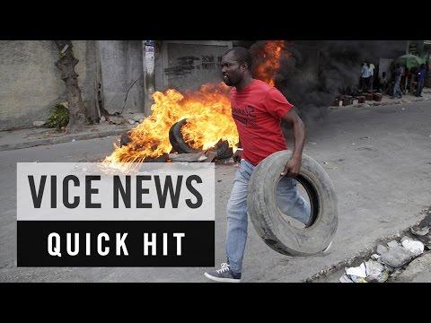 Haiti Postpones Election Amid Violent Protests: VICE News Quick Hit