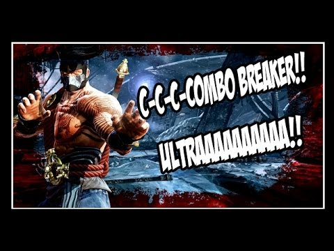 C-C-C-Combo Breaker!! - ULTRAAAAAAA [Killer Instinct]
