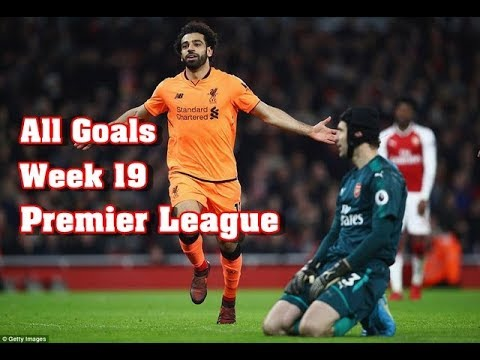 Download Premier League Highlights ( English Commentary ) | Week 19 | 2017/18 HD