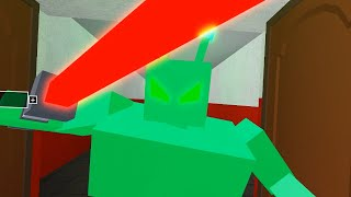 ROBLOX ALIEN JUMPSCARE - Roblox Alien Piggy New Update