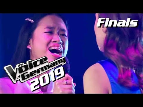 Claudia Emmanuela Santoso feat. Alice Merton - Goodbye | The Voice of Germany 2019 | Finals