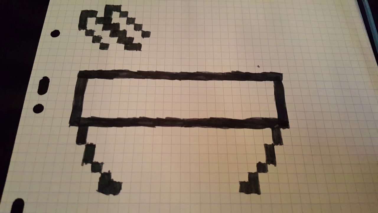 pixel art bol de riz thomas youtube. Black Bedroom Furniture Sets. Home Design Ideas