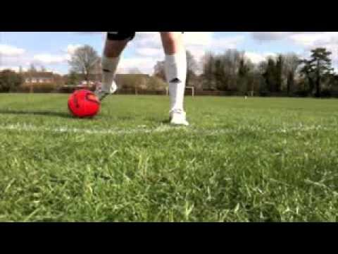 Learn Ryan Giggs panna  nutmeg skill   Manchester United   Football Soccer Skills