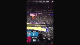 NBA global games 2016 UK Orlando Magic defense song organ.