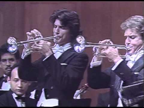 Empire Brass; works by Albeniz and Turina