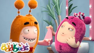 ODDBODS | First Date Desperado | Cartoons For Children