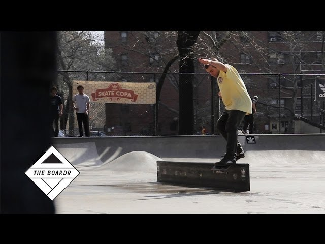adidas Skate Copa NYC 2014