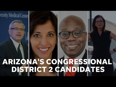 Who Is Running For Congressional District 6 In Arizona?