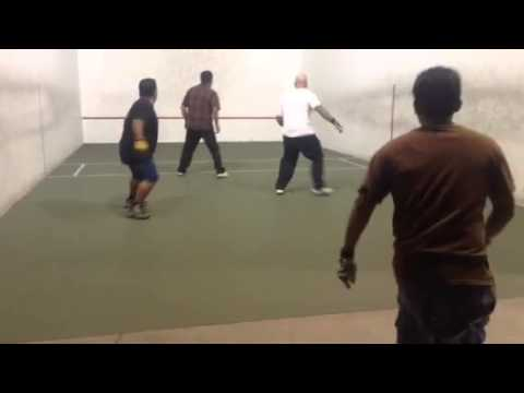 Bristol park handball
