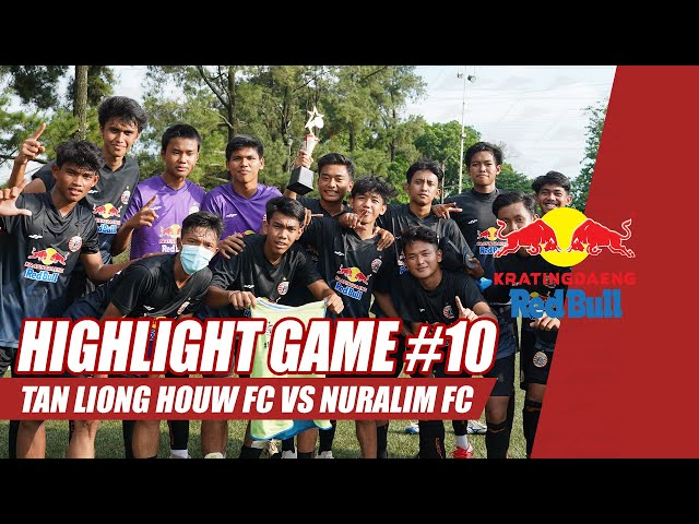 HIGHLIGHT | Tan Liong Houw FC 1-0 Nuralim FC | Kratingdaeng Red Bull Dream Chaser League