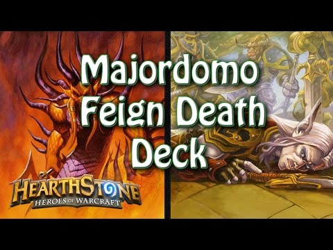 Mojordomo Feign Death Deck... Very fun to play in casual