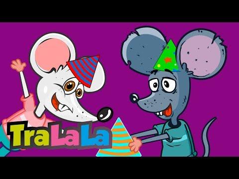 Party la șoricei - Cântece pentru copii | TraLaLa