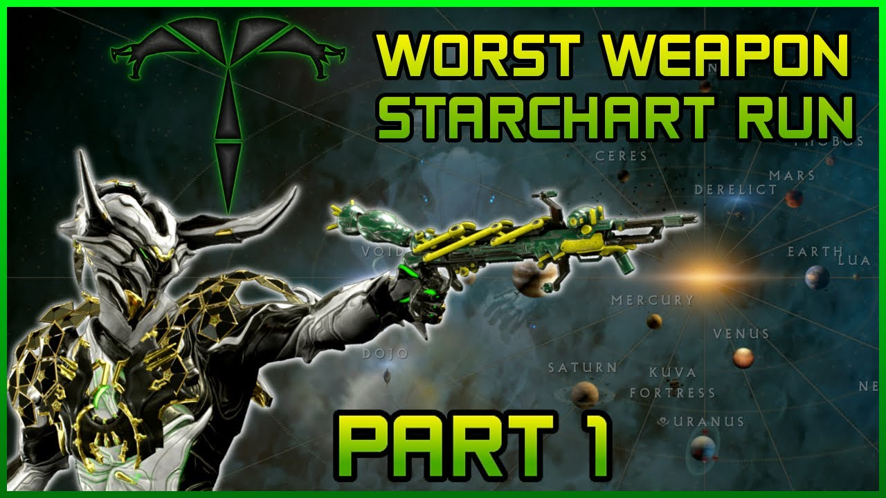 Warframe - Can You Beat The Starchart With Only The Stug? [Part 1] thumbnail