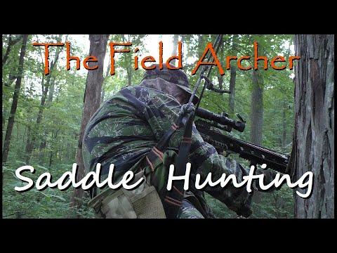 Saddle Hunting: Crossbow Deer Hunting