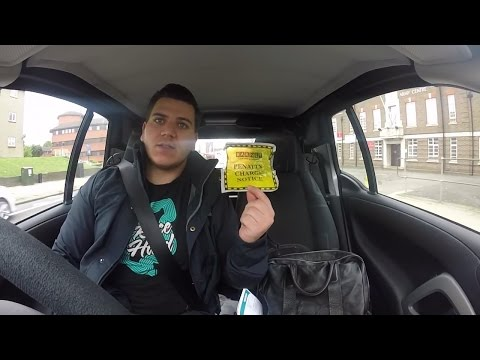 Pay by phone 2 Parking Fines Robbery! & Story