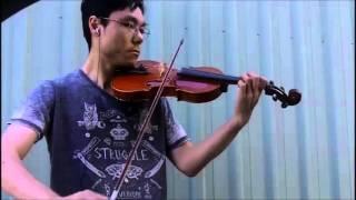 Trinity TCL Violin 2016-2019 Grade 0 Initial A3 Wohlfahrt Polka Performance